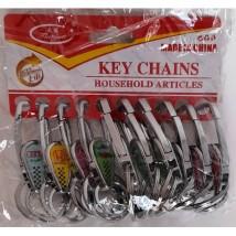 გასაღების საკიდი ბრელოკი 10ც 52549