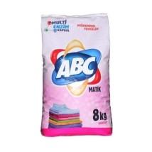 სარეცხი ფხვნილი აბც ABC 8კგ