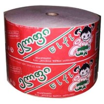 ტუალეტის ქაღალდი ელფი ჯუმბო 24 ცალი