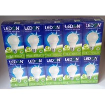 ნათურა 20500 LD0203 E27 AC220 240V 9W LED