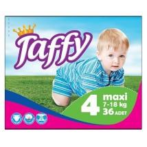 ბავშვის ჰიგიენური საფენი ტაფია N4 პამპერსი