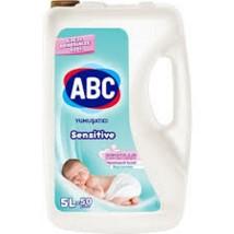 დამარბილებელი ABC 5ლტ საბავშვო თეთრი 8690511004141