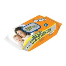 სველი სალფეთქი super towelesss  120ცალი 8681038133896