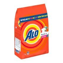სარეცხი ფხვნილი თეთრი ALO 3კგ